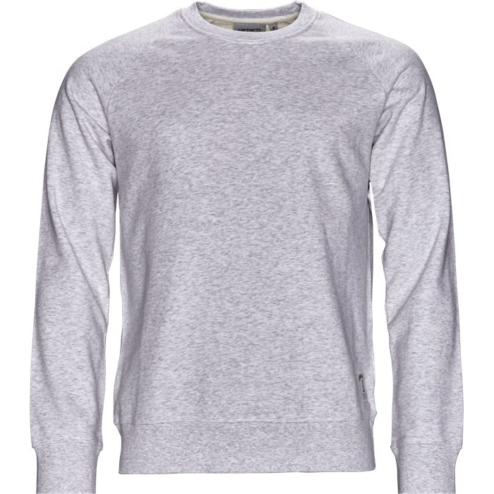 Holbrook - Sweatshirts - Regular - Grå
